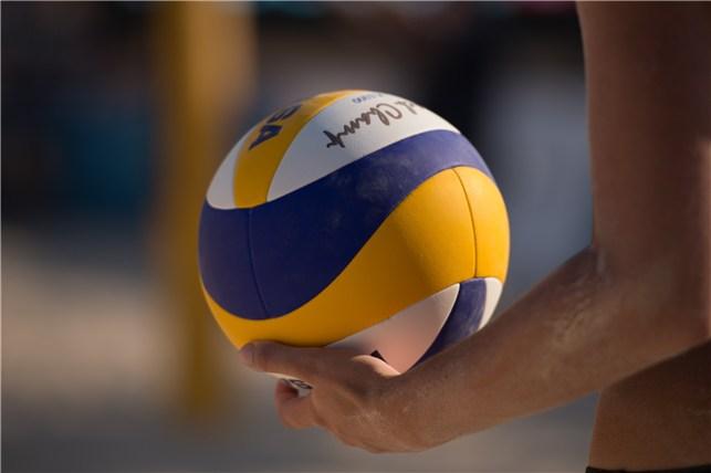 beach míč