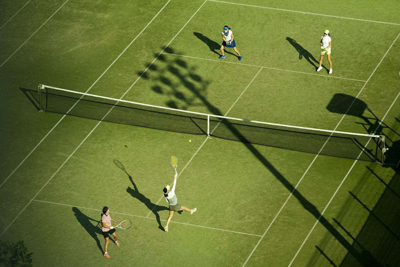 Čtyřhra v tenise