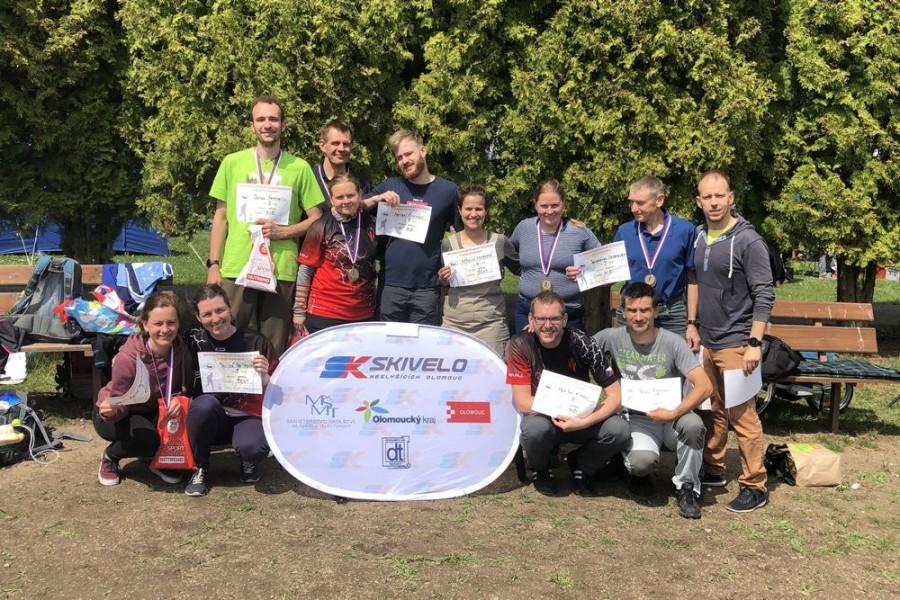 Účastníci MČR OB na krátké trati 2019