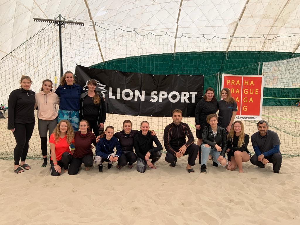 Foto 1 - Mčr beach volejbal neslyšících 2019