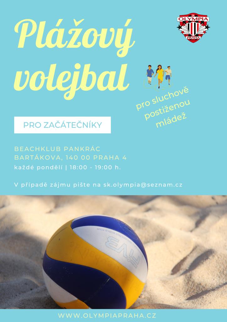 Volejbal Plakát